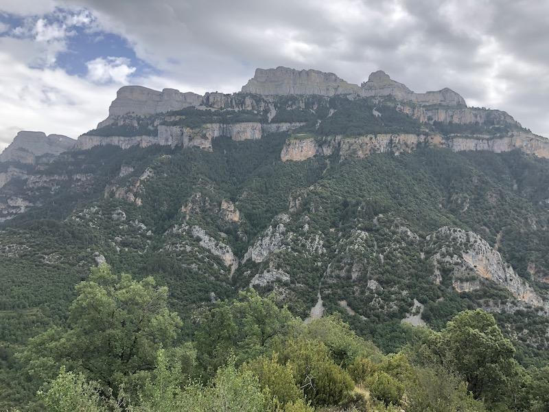 Trois randonnées autour de Aínsa-Sobrarbe
