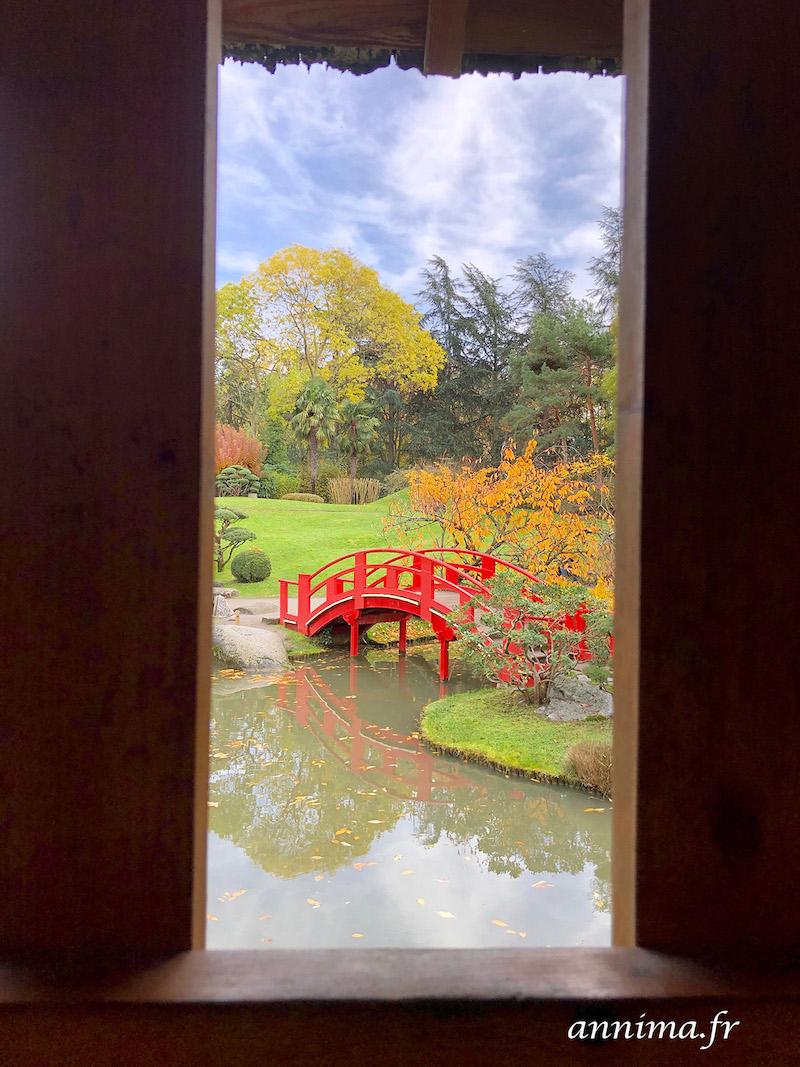 cadre jardin japonais