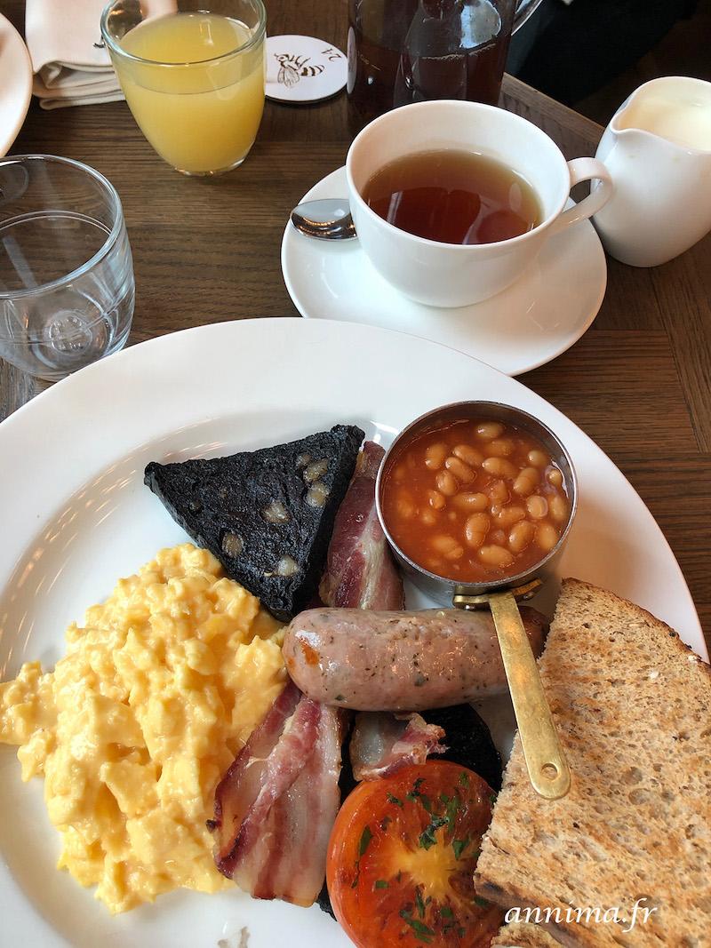Full Englsih Breakfast