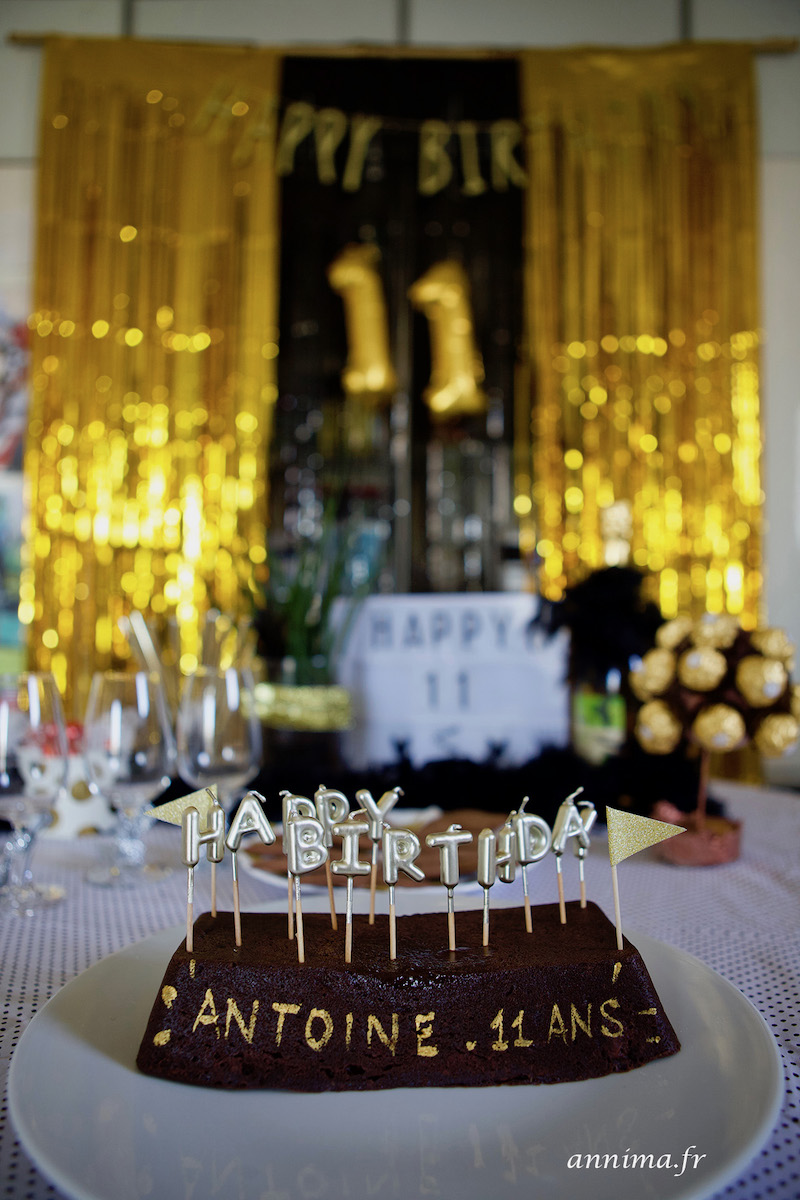 anniversaire gatsby