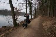 Aare River after Aarau