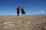 02.09.13 Song Köl, Kyrgyzstan
