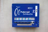 The Austrians are well organised - bike tube vending machine anyone?