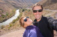 22.09.13 Shoestring Gorge, Kyrgyzstan