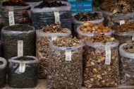 Mmmm, dried mushrooms