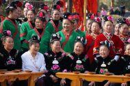 Miao women, Leishan