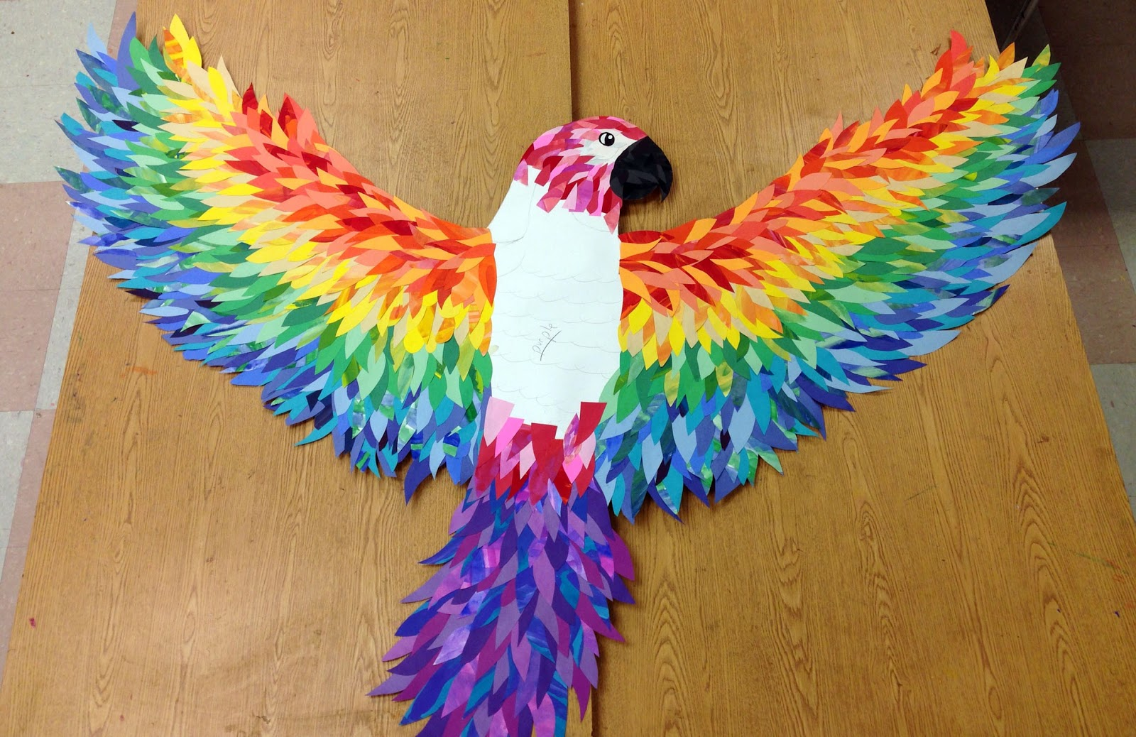 Easy Bird Crafts For Preschoolers And Toddlers