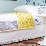 Best Diy Bed Skirt Ideas Ann Inspired