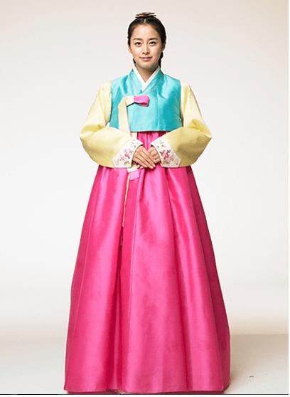 Cultural Clothings Korea Aini Annisa