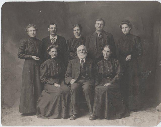 Jacob Bushman Family