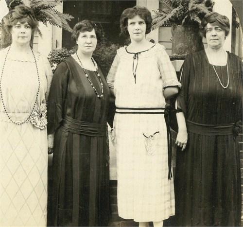 Turley sisters