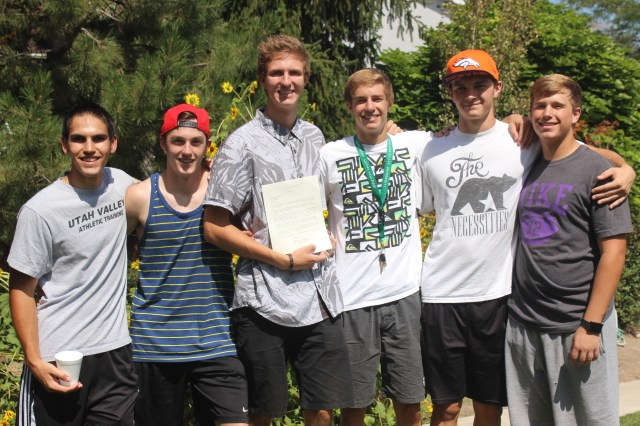 Aaron's Mission Call Opening (7)