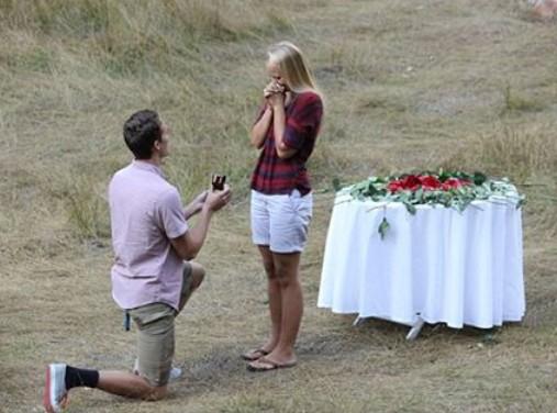 Engagement Adam & Heidi 5 Sept 2013