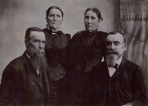 Lewis, John A. children