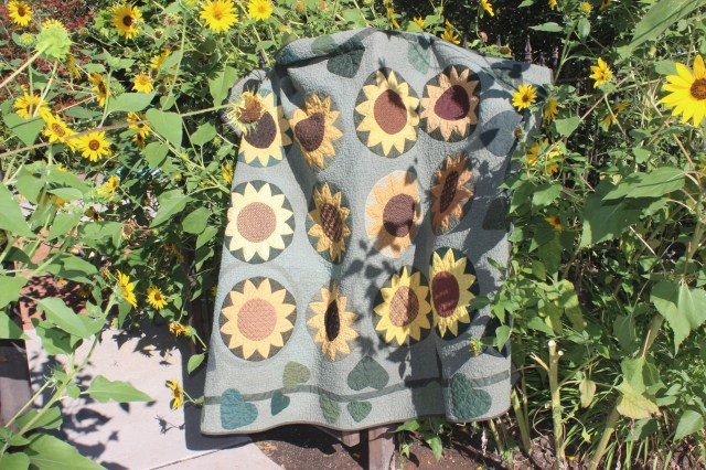Sun Flowers (2)