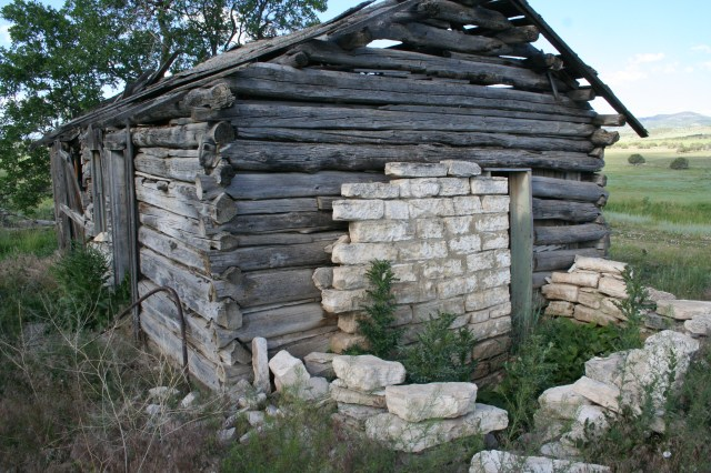 Bushman homestead, Fairview, July 2010 (1)