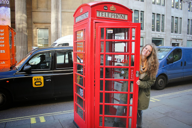 Lewis, Claire in London 2014-11-16