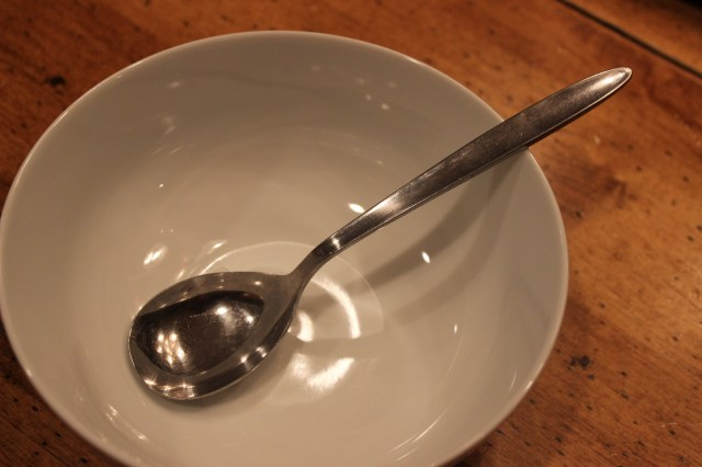 Spoon, Laemmlen from 1950s