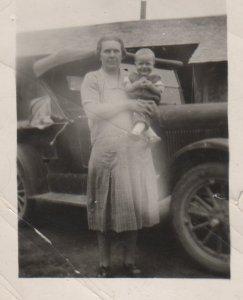 Grandma Barker and Bobbie