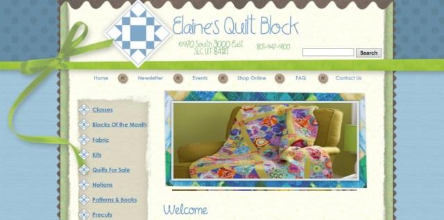 Elaine's Quilt Block