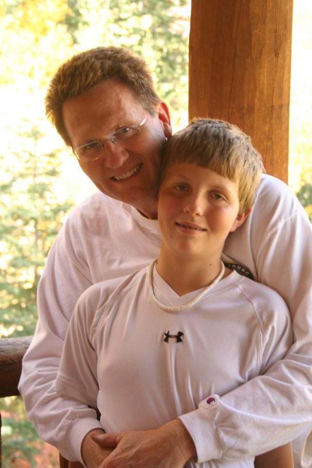 Lewis, John & Aaron, Cabin 2008
