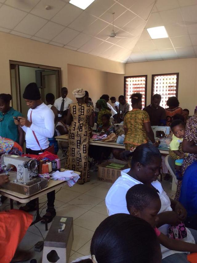 2014-12-4 Ghana Event. 2
