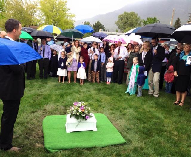 Hawkes Funeral May 2015
