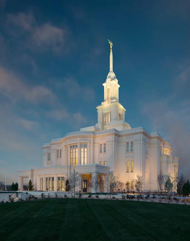 Payson Temple 4