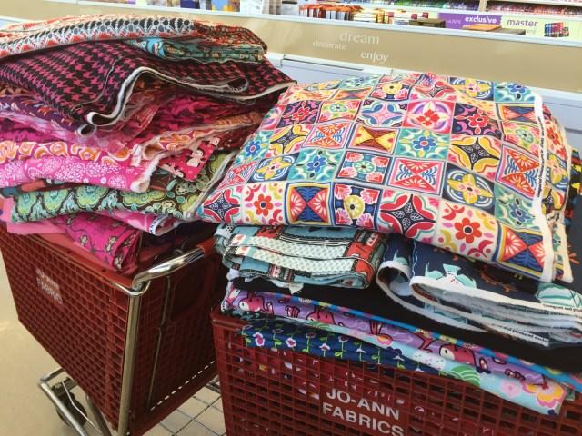 2015-8-1 JoAnn Fabric