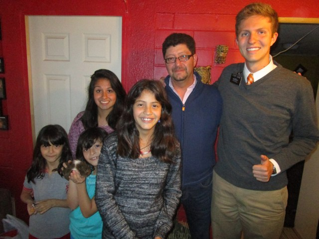2015-4-20 Claudio and Family