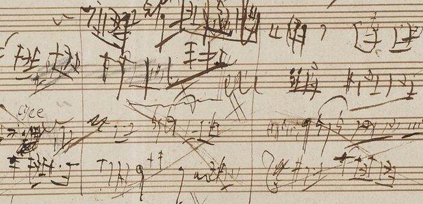 Beethoven music 1