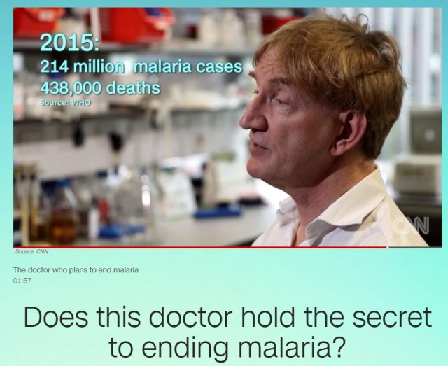 Malaria vacine