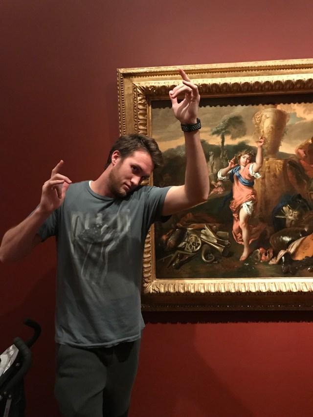 2017-11-10 Adam at Museum (2)