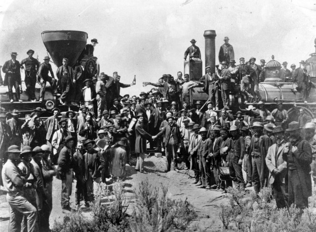 Golden Spike RR
