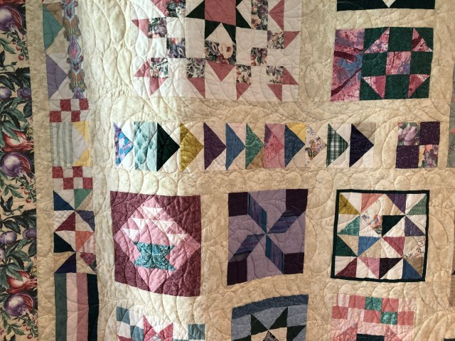 2018 Cottage Sampler by Ann Lewis (6)