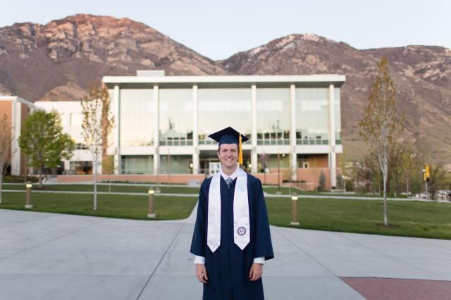 2020-4-25 Aaron BYU Grad