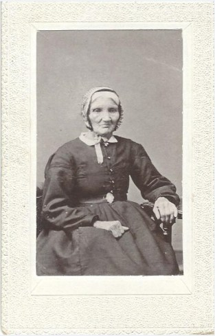 Degen, Elizabeth portrait