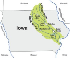 iowa-river-map