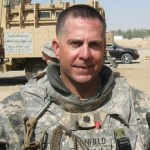 Matt Canfield, career military-- Marines, Army; Louisiana