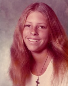Me, at 15 in 1973