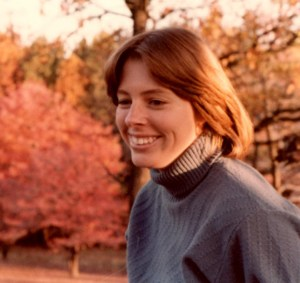 Me during my junior year at Ashland University, 1978-79