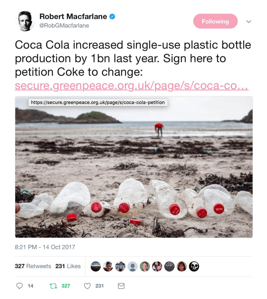 coca cola complaints
