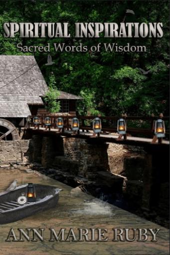 Book Cover: Spiritual Inspirations: Sacred Words Of Wisdom