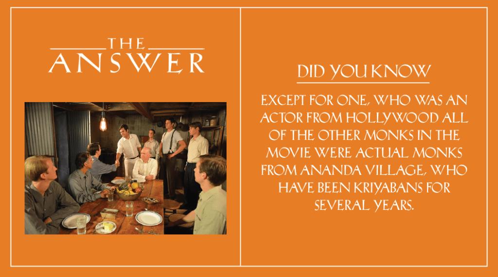 The Answer / Powerful Story of James Donald Walters and Paramhansa Yogananda