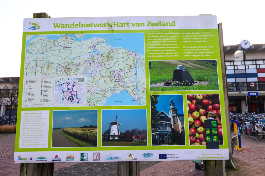 Visiting Zeeland, the Netherlands