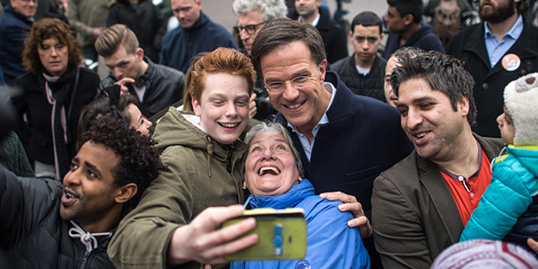 MARK RUTTE: AN EXEMPLARY LEADER