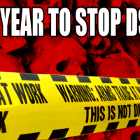 ONE YEAR TO STOP DSEI...[The Occupied Sun]