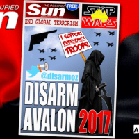 DISARM AVALON 2017 [The Occupied Sun, Straya Edition]