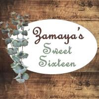 Zamaya's Sweet 16
