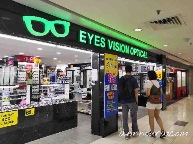 Kedai Sunglasses Murah Sungei Wang